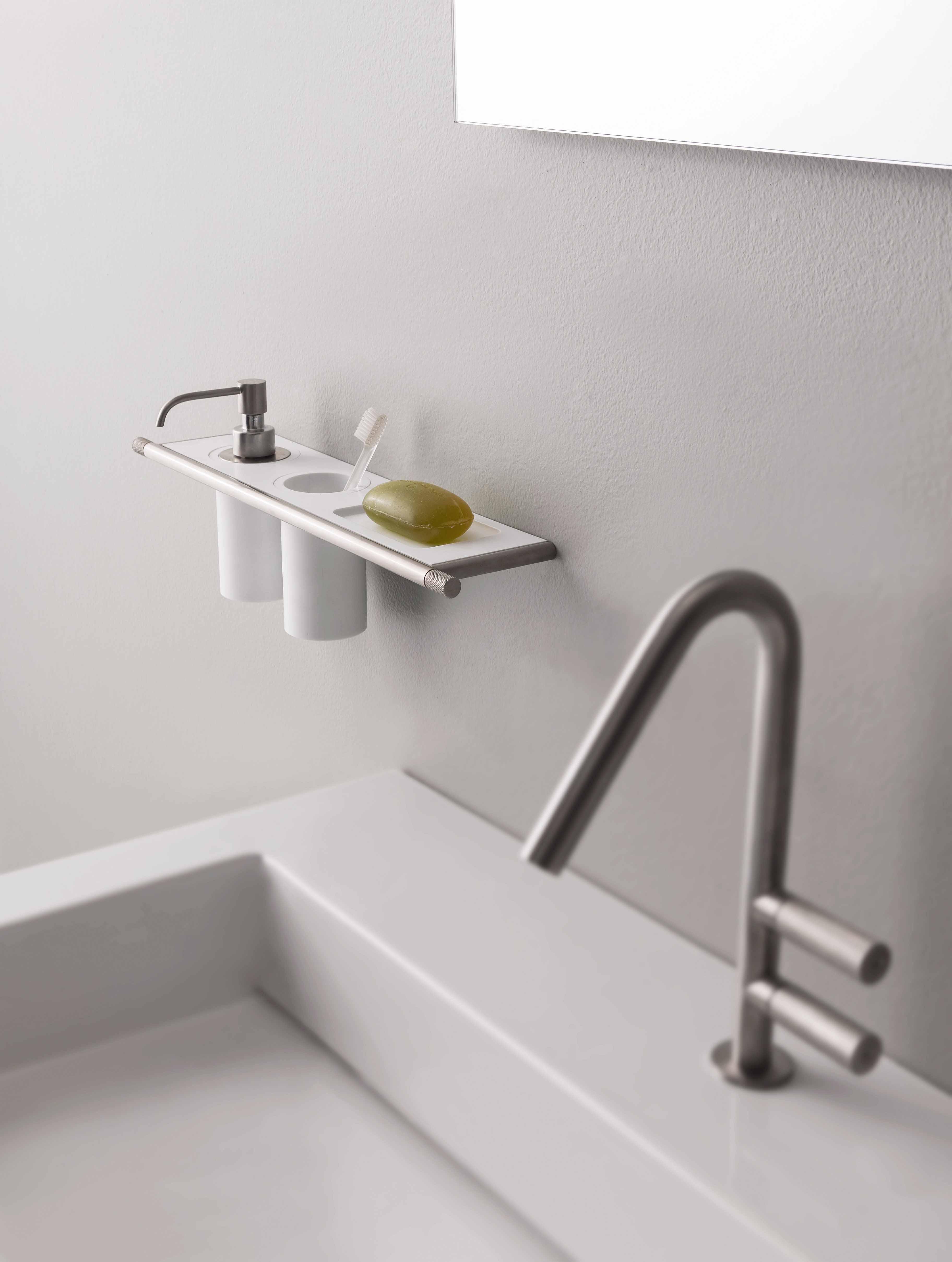 Treemme rubinetterie presenta i nuovi complementi bagno - Complementi bagno ...